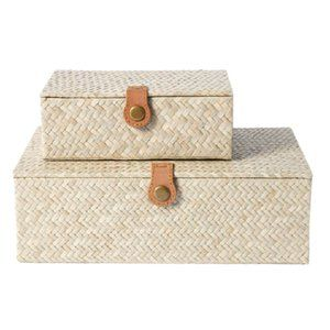 NEW Studio McGee SET Pandan Boxes Threshold!